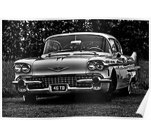 58 Caddy Poster
