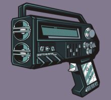 Ghettoblaster3000 by MEKAZOO