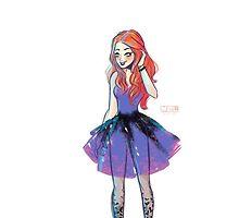 Batgirl Fashion by mellieissa