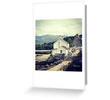 Bangor, Wales UK Greeting Card