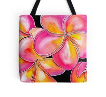 Summer Escape ~ Candied Frangipanis  Tote Bag