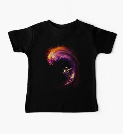 Space Surfing Baby Tee
