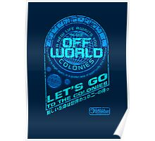 Off World Poster