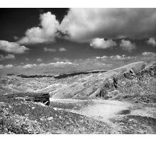 Wolf Ridge, Marin Headlands Photographic Print
