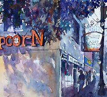 """Pigeons & Popcorn"" by Colleen Reynolds"