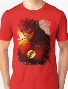The Flash - Run Barry Run! T-Shirt