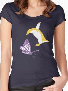 Free! - #TeamReiGisa Women's Fitted Scoop T-Shirt