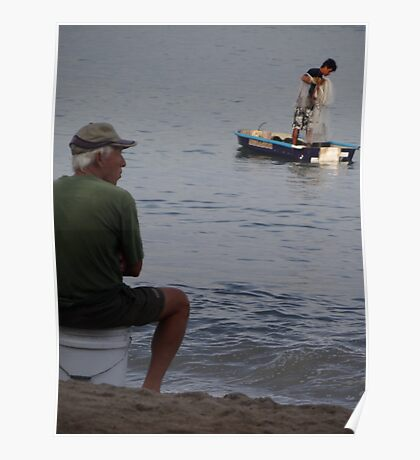 Fishermen - Pescadores Poster