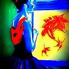 La Ballerine du Lumineuse by Rusty  Gladdish