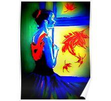 La Ballerine du Lumineuse Poster