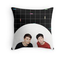 Phan aesthetic Throw Pillow