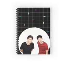 Phan aesthetic Spiral Notebook