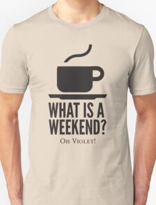 Weekend in Downton Abbey T-Shirt