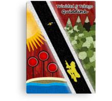 Trinidad and Tabago  Canvas Print