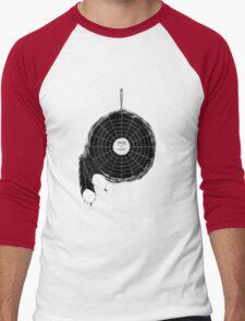 Music Catcher Men's Baseball ¾ T-Shirt