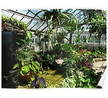 Inside Alan Gardens Poster