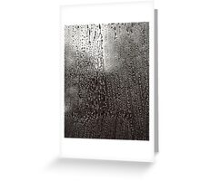 Sudsy Droplets Greeting Card