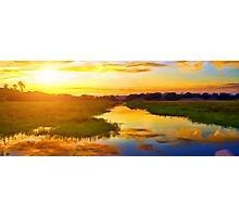 Ballona Wetlands Photographic Print