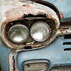 1958 Chevy Apache by Jean Martin