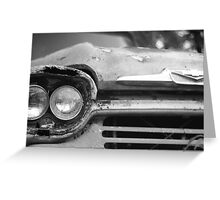 1958 Chevy Apache Greeting Card