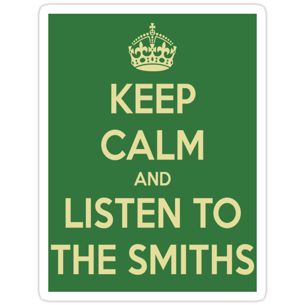 Listen to The Smiths by GreyCard
