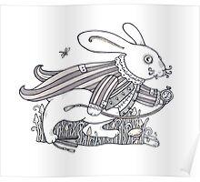 The White Rabbit Rush  Poster