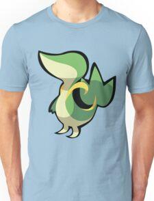 Snivy Stylized Vector Unisex T-Shirt