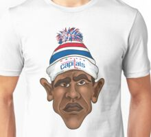 President is a Caps Fan Unisex T-Shirt