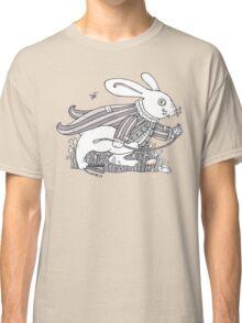 The White Rabbit Rush (T-shirt) Classic T-Shirt
