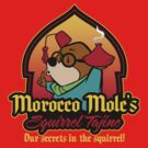 Morocco Mole&#x27;s Squirrel Tajine by Grady