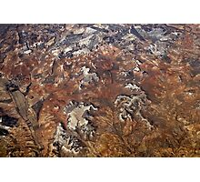 Spanish Terrain Photographic Print