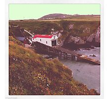 St Davids Lifeboat Station Photographic Print