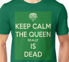 The Queen Really Is Dead Unisex T-Shirt
