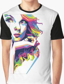 Taylor Swift Wpap Graphic T-Shirt