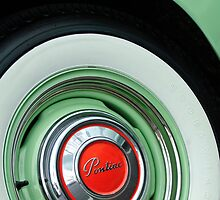 1951 Pontiac Streamliner Wheel by Jill Reger