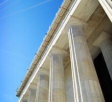 Lincoln Memorial  by plopezjr