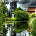 Norton Marsh Mill by Kim Slater