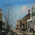 Boush Street, Norfolk, Virginia 1894 by Jsimone