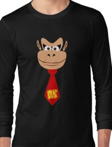 Monkey Kong Long Sleeve T-Shirt