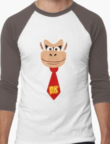 Monkey Kong Men's Baseball ¾ T-Shirt