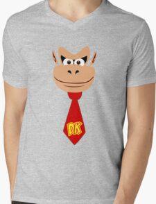 Monkey Kong Mens V-Neck T-Shirt