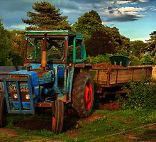 HDR Ford by yampy
