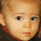 Brown-Eyed Boy by Lois  Bryan
