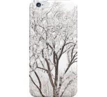 Ice Tree - Ten Million Chimes  iPhone Case/Skin