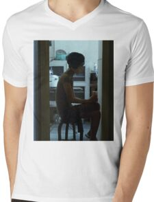 in the mood for love 2 Mens V-Neck T-Shirt