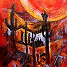In Search of El Dorado by Reynaldo