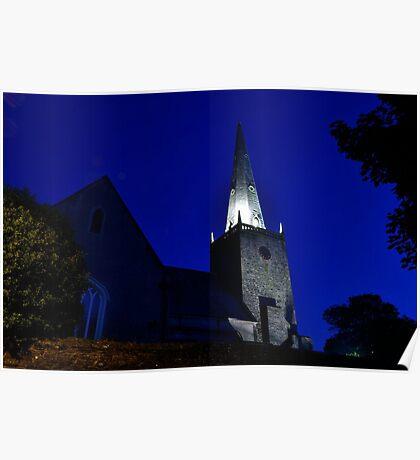 Bangor abbey  Poster