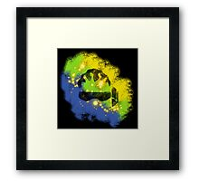 Lucio from Overwatch Icon  Framed Print