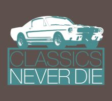 Classics Never Die Kids Clothes