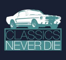 Classics Never Die One Piece - Long Sleeve